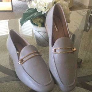 Tahari Salty Leather Loafer